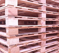 Recycled Heat Treated Pallets