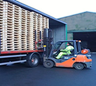 Heat Treated pallets Birmingham
