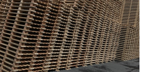 Heat Treated Pallets Castleford